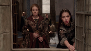 The Plague 24 - Mary Stuart n Queen Catherine