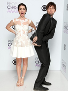 Adelaide Kane n Torrance Coombs - People's Choice Award III