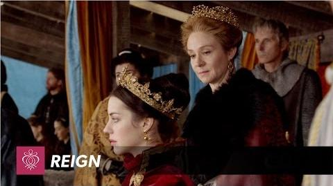 Reign - Two Queens in the Castle Interview