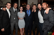 Adelaide Kane - 2015 Upfront After Party 6