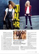 Glamor Magazine - Oct 2013 II