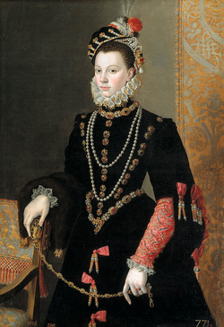 History's Princess Elisabeth of Valois