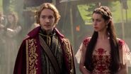 Coronation - 9 Mary Stuart n King Francis
