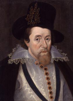 King James VI and I