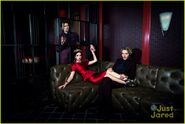 Reign Cast photoshoot I