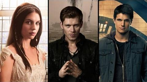 The CW - Fall Preview Sizzle