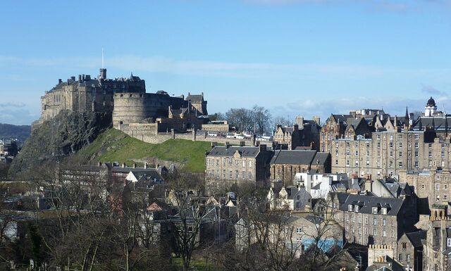 File:1280px-Edinburgh Castle from the south east.jpg