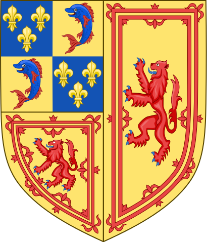 File:Royal Arms of Mary as Queen of Scotland & Dauphine.png