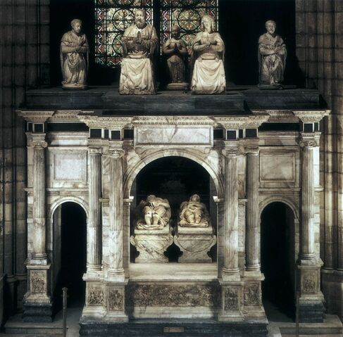 File:Tomb of Queen Claude and King Francis I of France.jpg