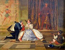 File:150px-La reine Elisabeth 1ere et Leicester-William Frederick Yeames-MBA Lyon 2014.jpeg