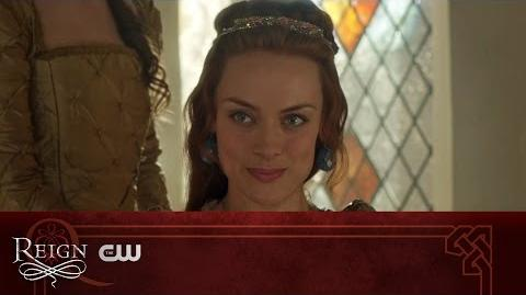 Reign Clans Scene The CW