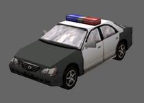 Civilian Police Cruiser American