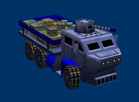 Boss Supply Truck