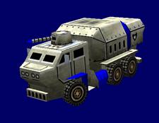 USA POW Truck