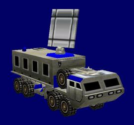 America Radar HEMTT