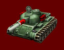 Chinese Brawlmaster Tank Small