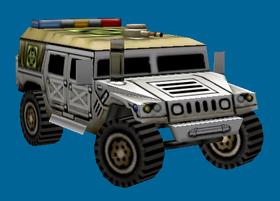 Civilian Bio-Hazard Ambulance