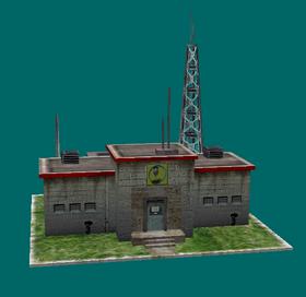 Civilian Radio Station