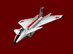 Chinese J-10 Snow