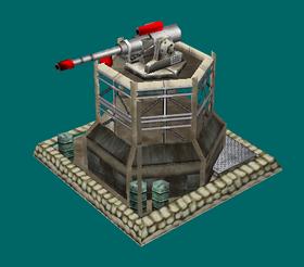 Civilian Artillery Platform