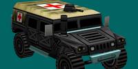 Hummer Ambulance