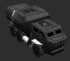 Company POW Truck Small