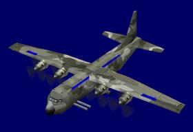 USA AC-130 Spectre Gunship