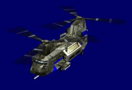 USA Combat Chinook