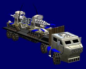 America Convoy Truck