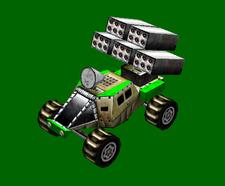 GLA Rocket Buggy Upgraded