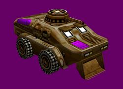 Reich BRDM-4 Wild Raider