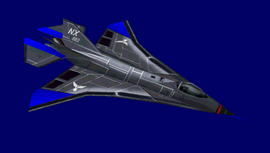 USA YB-48 Aurora Hypersonic