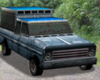 Militia Transport Van Icon