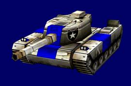 USA Grizzly Tank