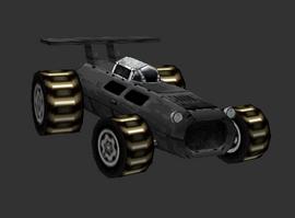 Civilian Speeder Racer