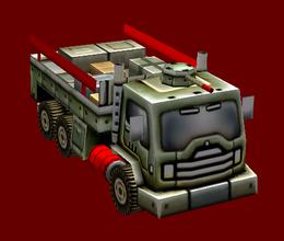 Chinese Supply Truck
