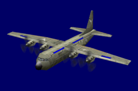 USA Cargo Plane