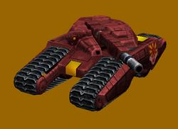 Eurasian Blizzard Tank