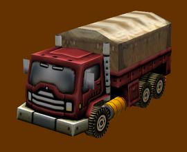 Eurasian Transport Truck