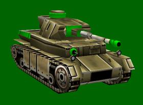 Separatist Ocelot Tank