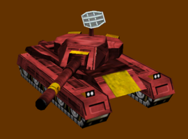 Eurasian Warrior Tank