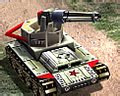 China Gatling Tank Icon