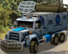 Militia Command Truck Icon