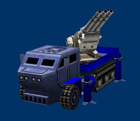 Boss Juggernaut Artillery