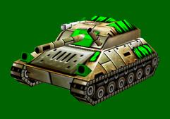 GLRF Puma Tank