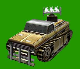 GLRF Frontier Track