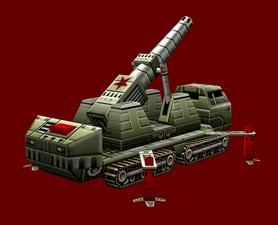 Chinese Nuke Cannon Deployed
