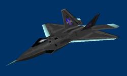 Company F-22 Raptor