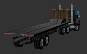 Civilian Convoy Truck