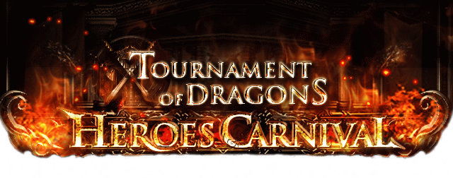 Tournament of Dragons Heroes Carnival page